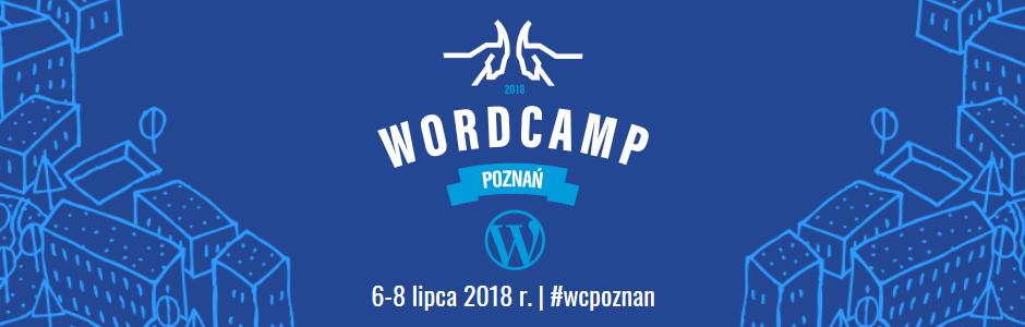 WordCamp Poznań 2018